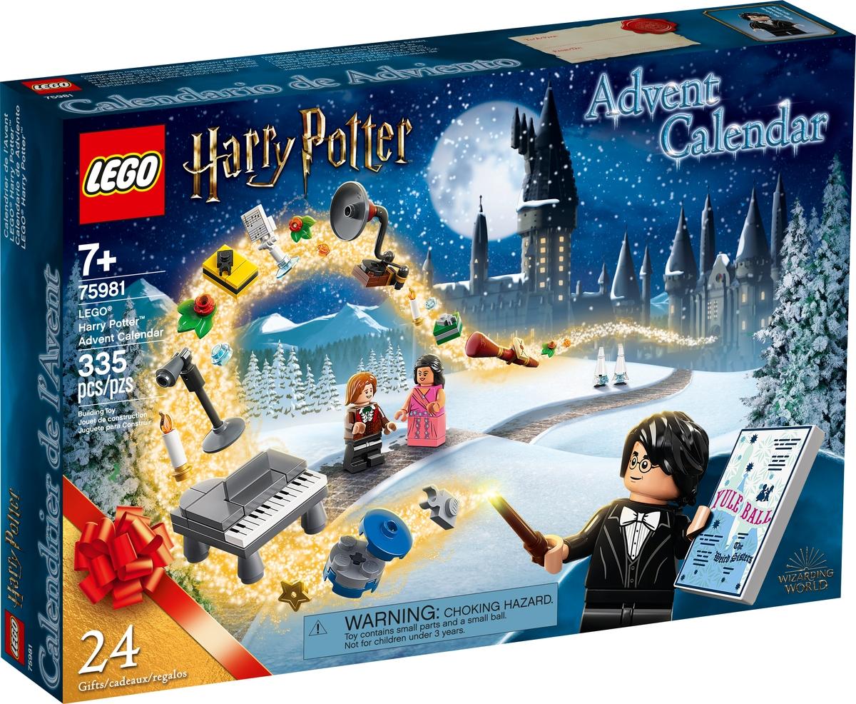 adventni kalendar lego 75981 harry potter