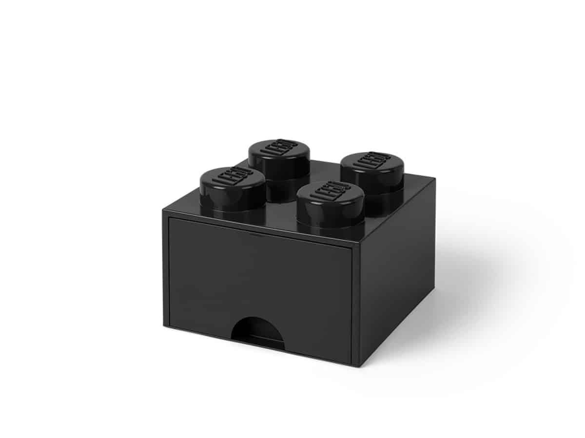 cerna ulozna lego 5005711 kostka se 4 vystupky