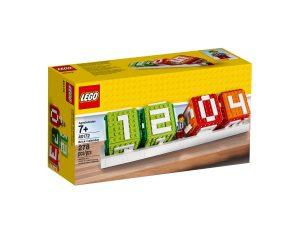 klasicky kalendar z kostek lego 40172