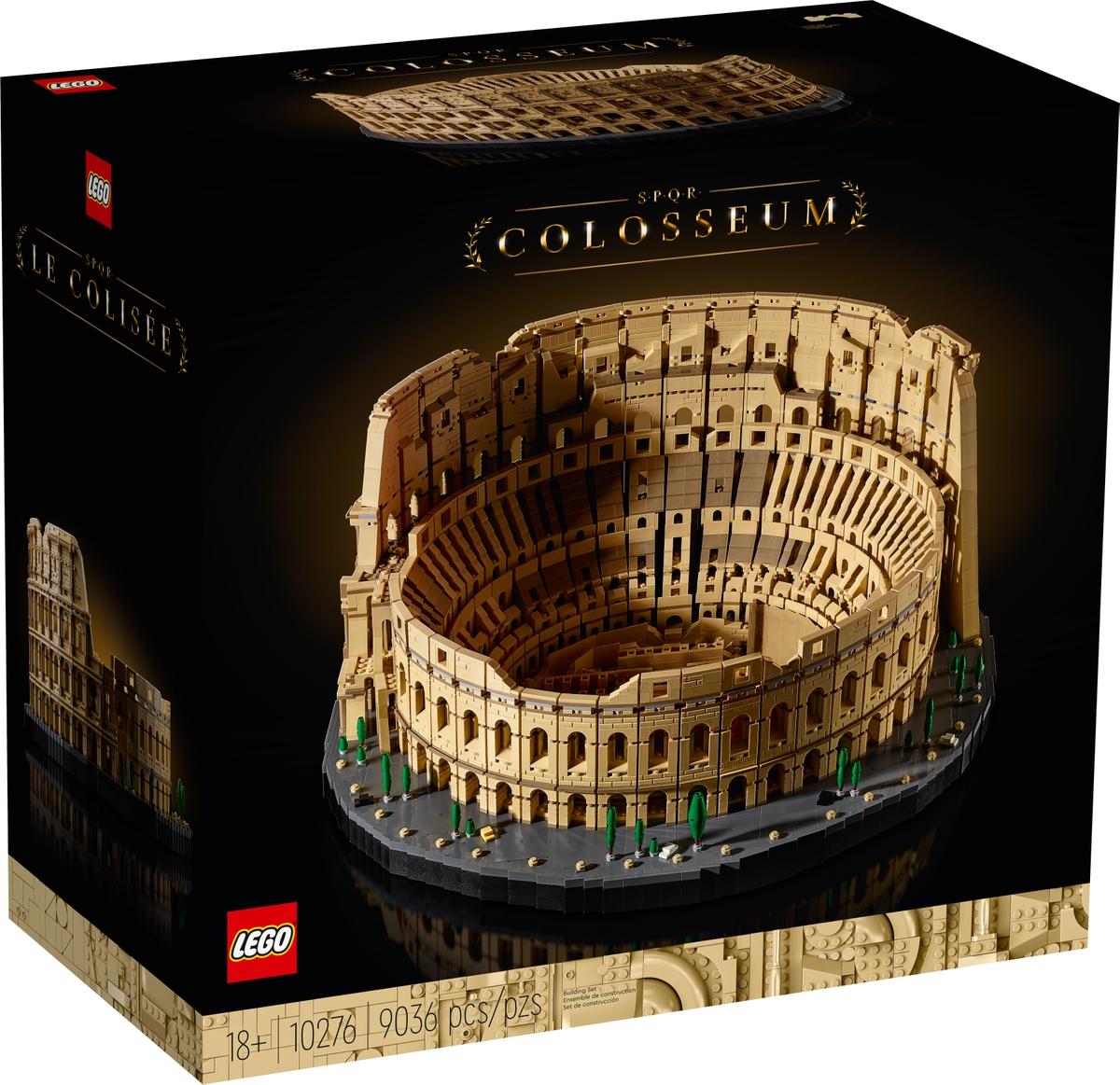 lego 10276 koloseum
