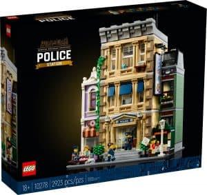 lego 10278 policejni stanice