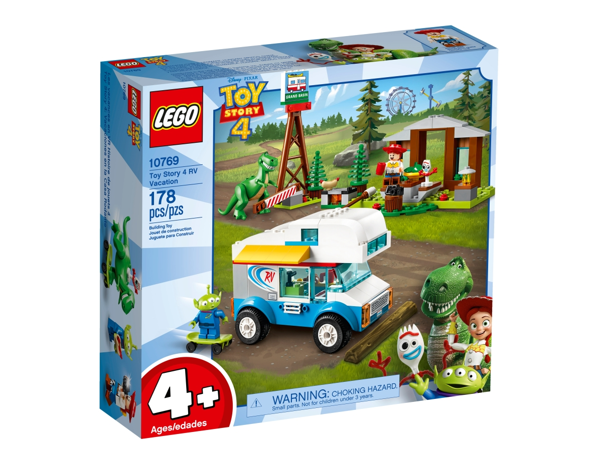 lego 10769 toy story 4 na dovolene s karavanem