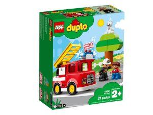 lego 10901 hasicske auto