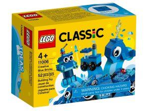 lego 11006 modre kreativni kosticky