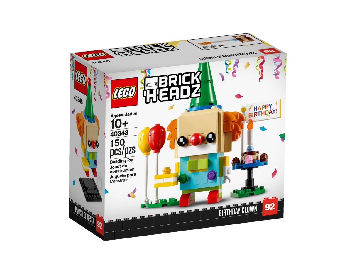 lego 40348 narozeninovy klaun