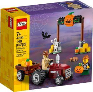 lego 40423 halloweenska jizda na traktoru