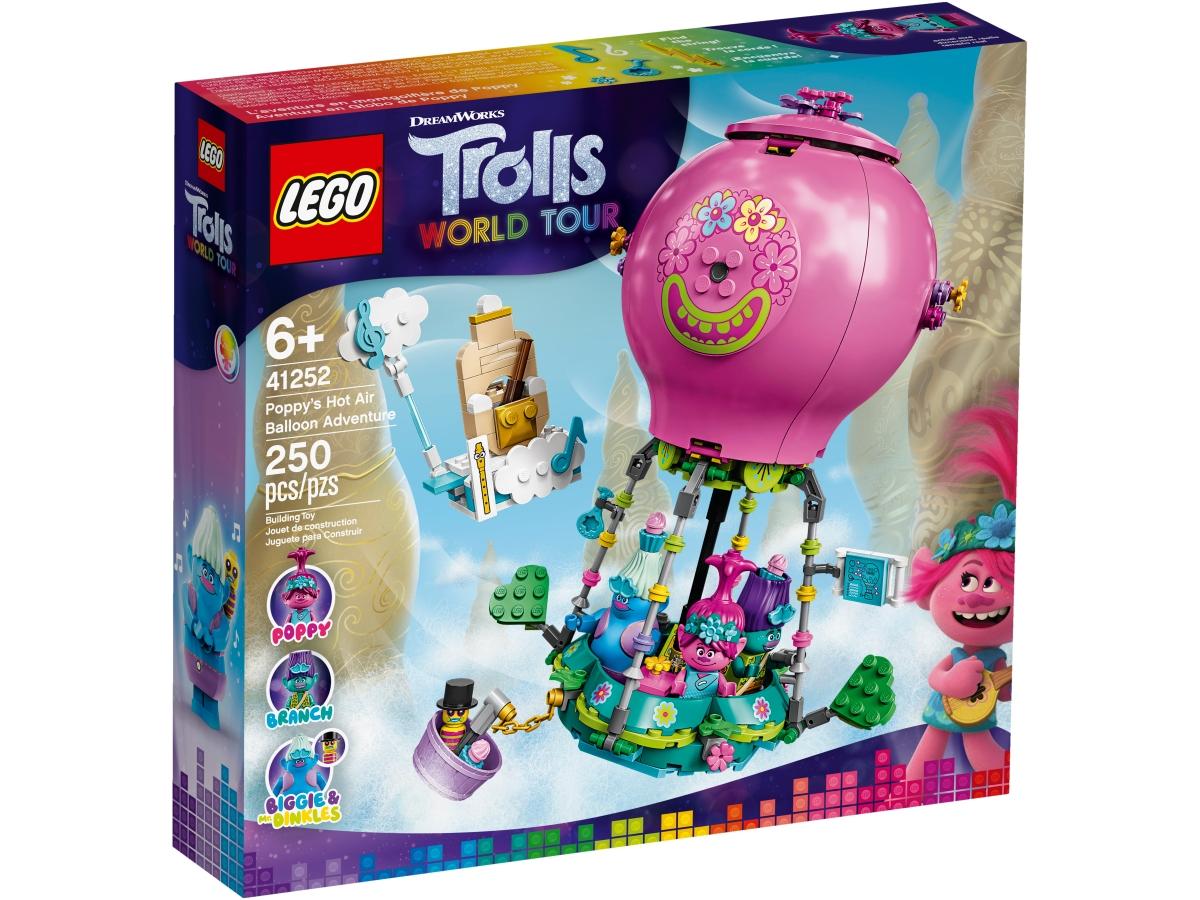 lego 41252 trollove a let balonem