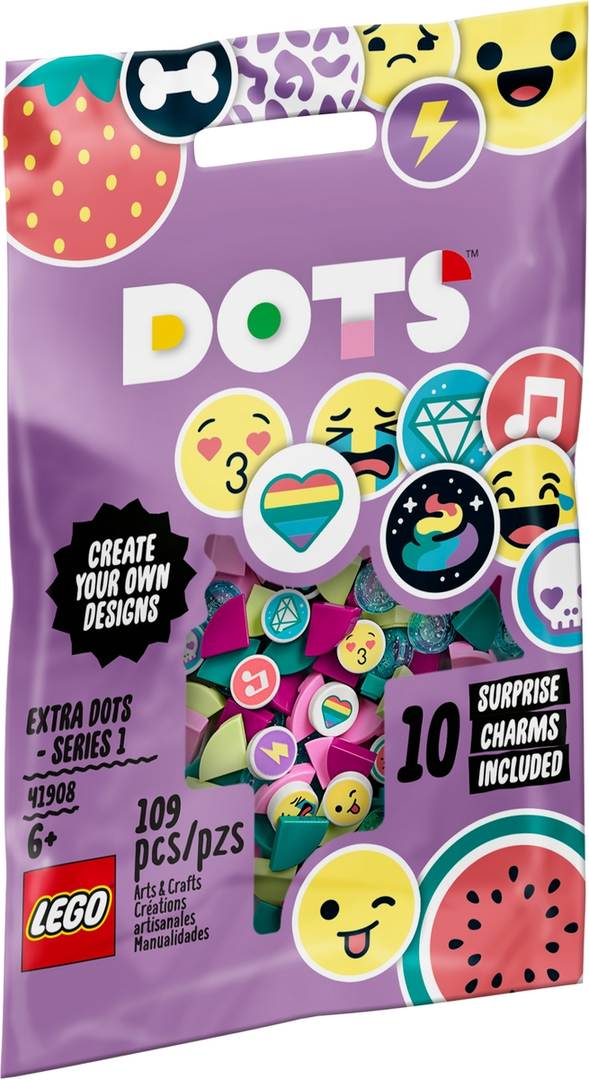 lego 41908 dots doplnky 1 serie