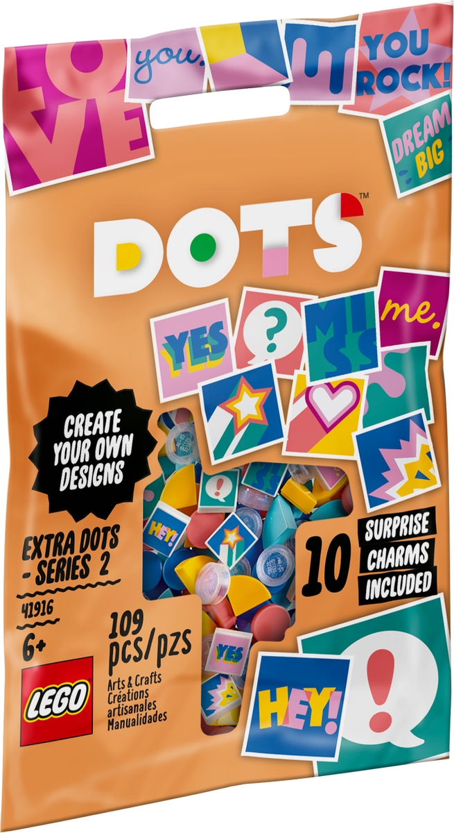 lego 41916 dots doplnky 2 serie