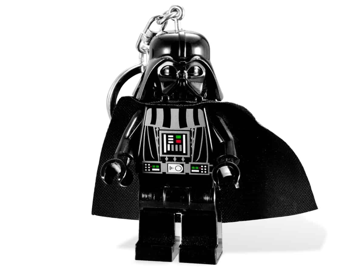 lego 5001159 star wars privesek na klice darth vader s baterkou