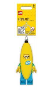 lego 5005706 svetlo na klice s chlapikem v prevleku bananu