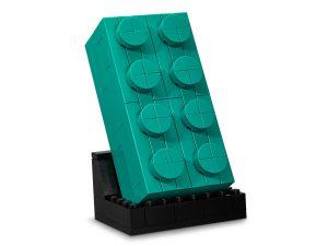 lego 5006291 modrozelena kostka 2 x 4