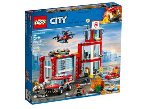 lego 60215 hasicska stanice