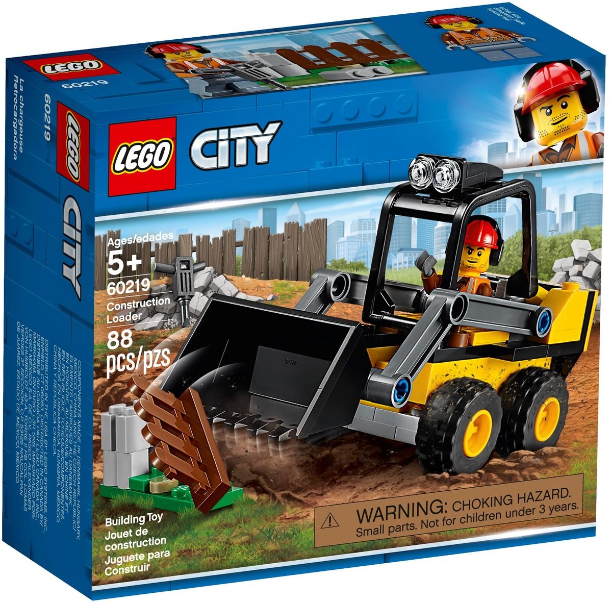 lego 60219 stavebni nakladac