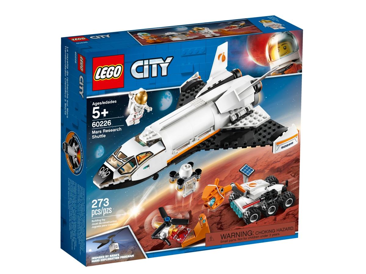 lego 60226 raketoplan zkoumajici mars
