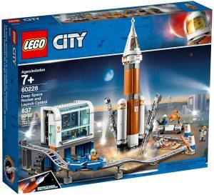 lego 60228 start vesmirne rakety
