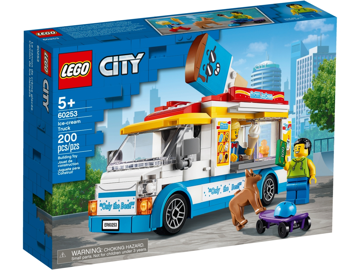 lego 60253 zmrzlinarske auto