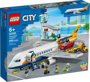 lego 60262 osobni letadlo