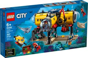 lego 60265 oceanska pruzkumna zakladna