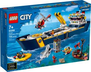 lego 60266 oceanska pruzkumna lod