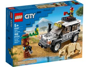 lego 60267 terenak na safari
