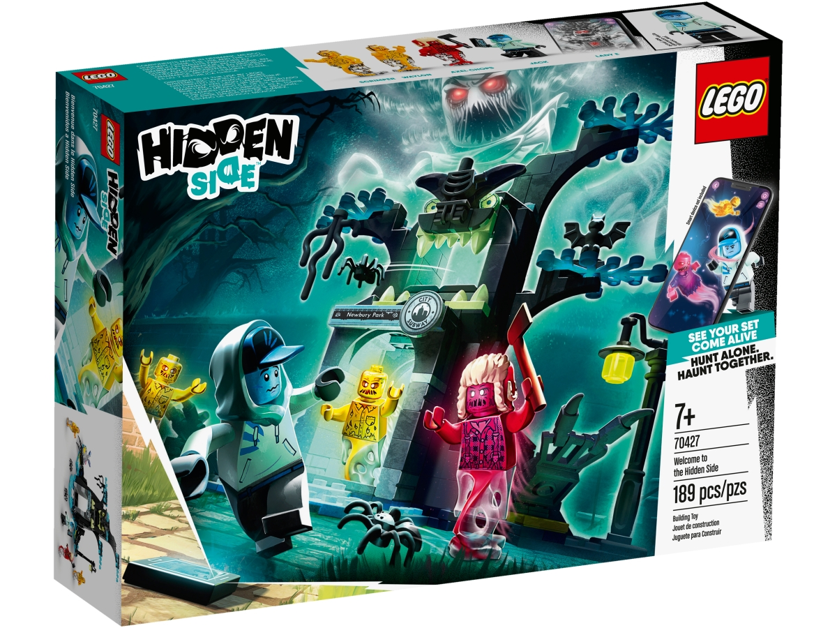 lego 70427 vitej v hidden side