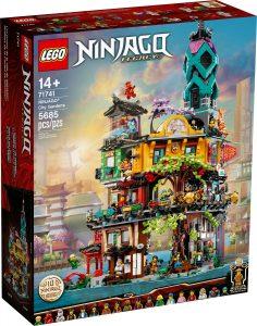 lego 71741 zahrady v ninjago city