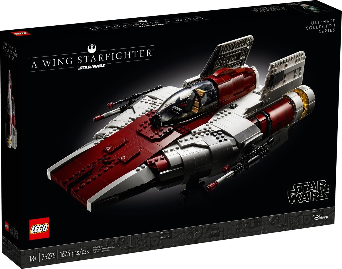 lego 75275 stihacka a wing