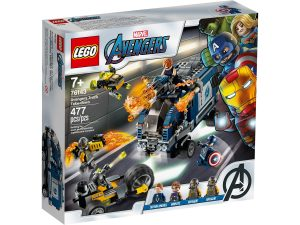 lego 76143 avengers boj o nakladak