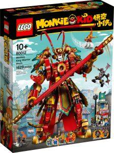 lego 80012 bojovy robot monkey kinga