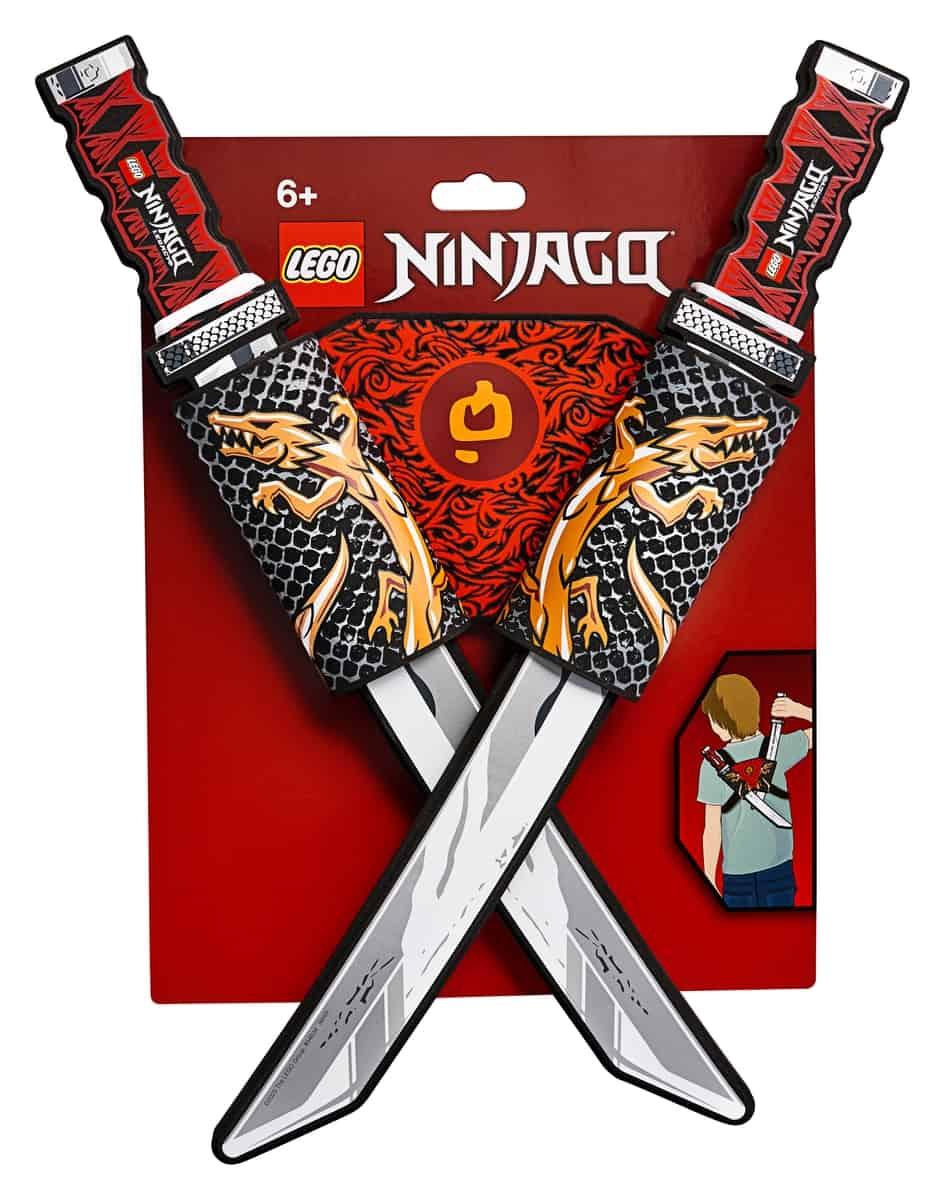 lego 854034 prekrizene ninjago katany