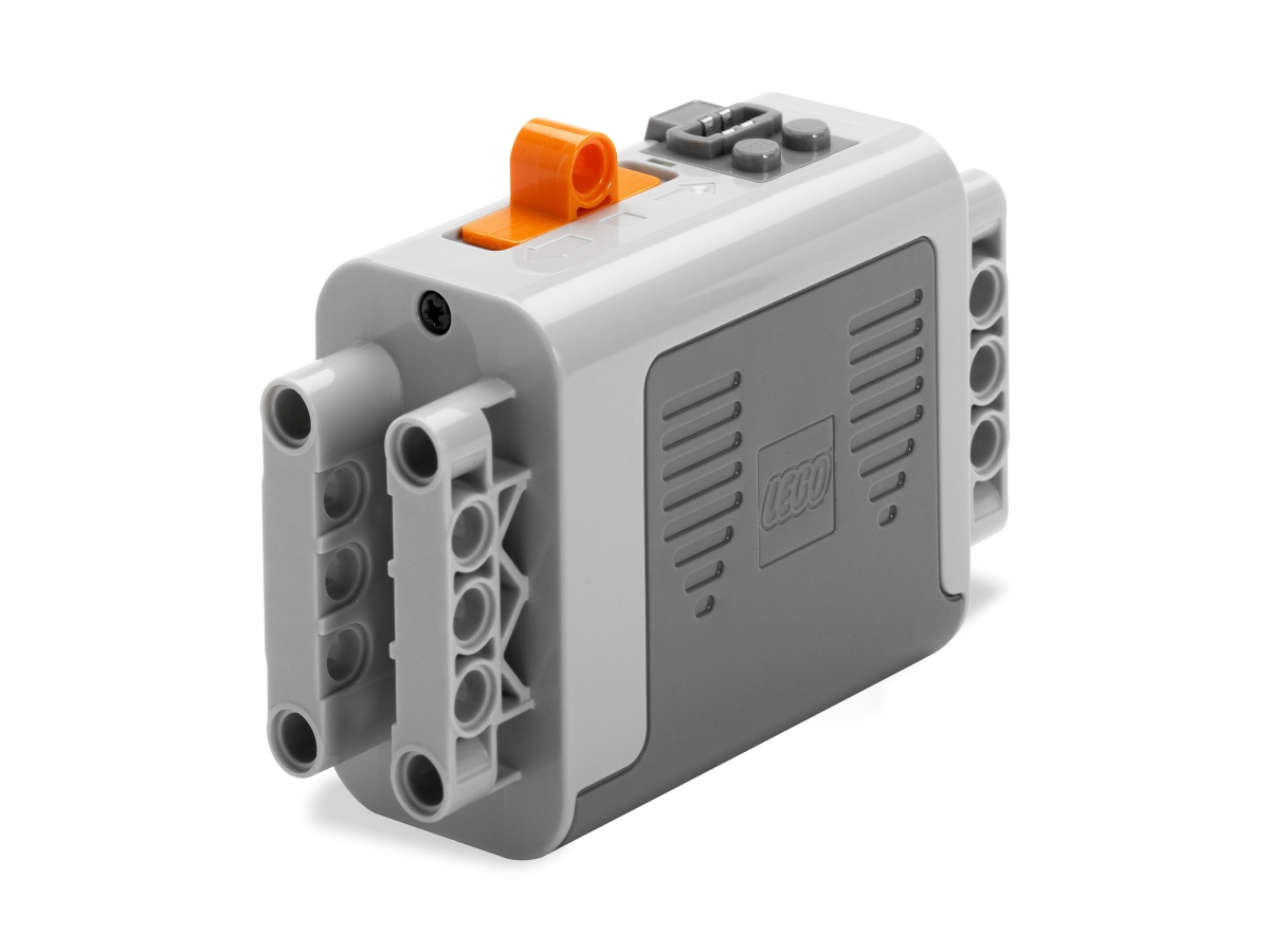 lego 8881 pohonne funkce box na baterie
