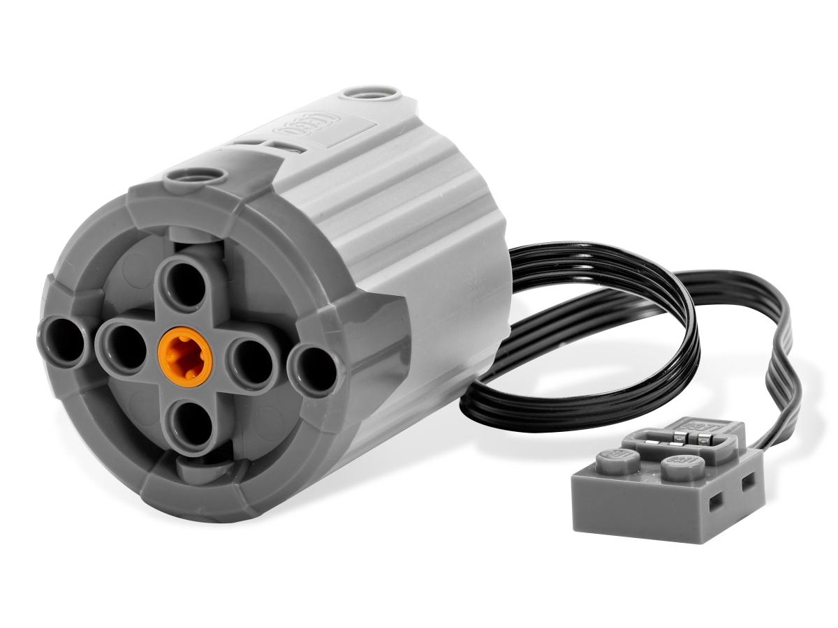 lego 8882 pohonne funkce motor