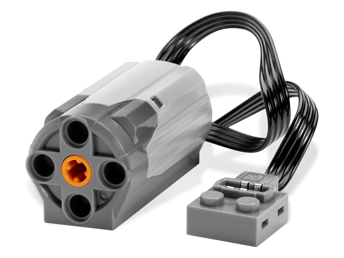 lego 8883 pohonne funkce motor m