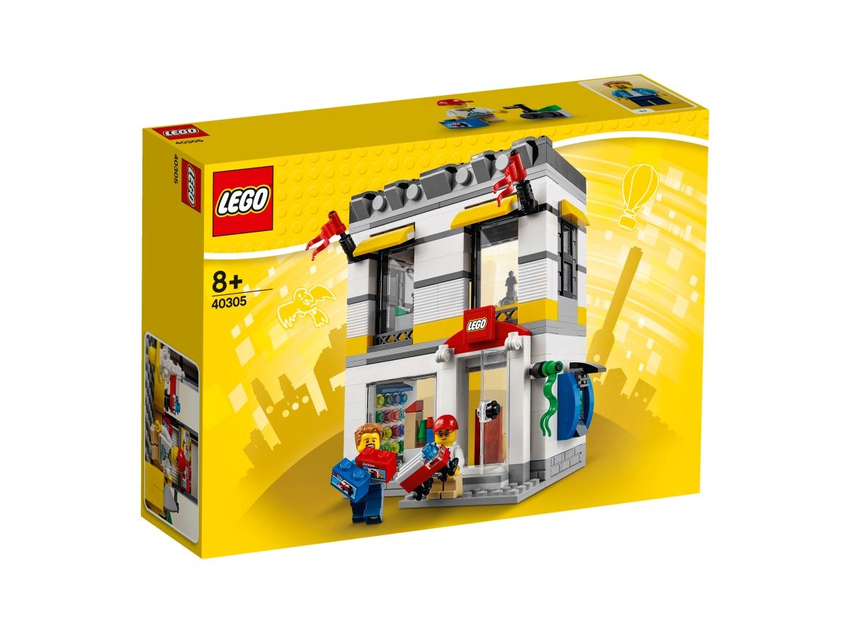 miniaturni lego 40305 obchod