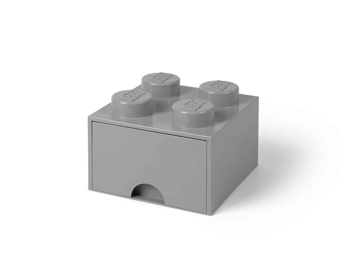 seda ulozna lego 5005713 kostka se 4 vystupky