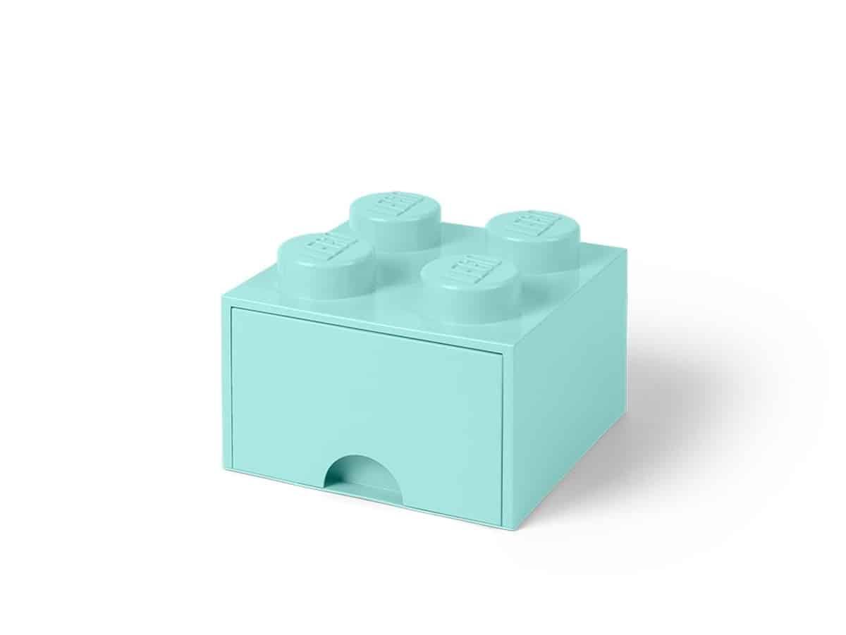 svetle modra ulozna lego 5005714 kostka se 4 vystupky