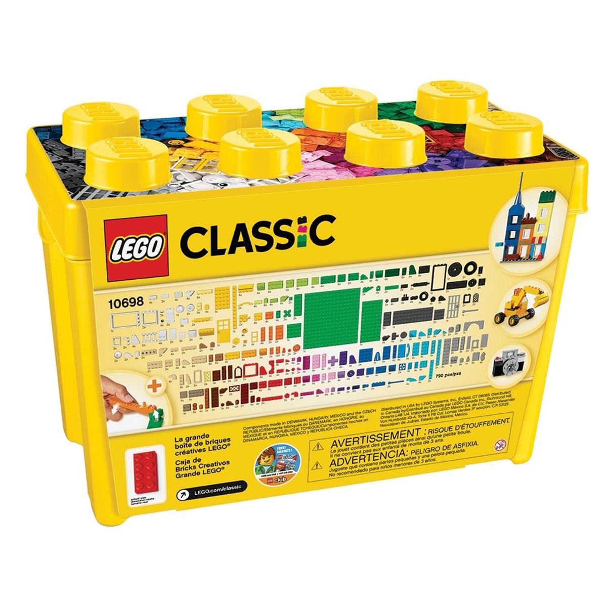 velky kreativni box lego 10698