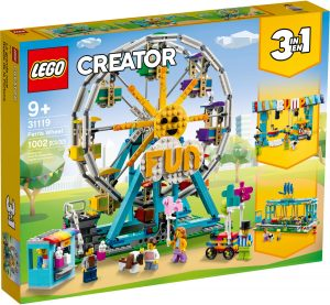 LEGO 31119 Ruské kolo - 20210517