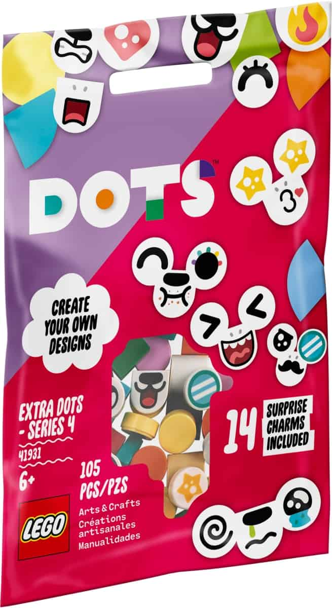 lego 41931 dots doplnky 4 serie