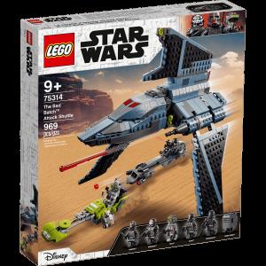 LEGO 75314 Útočný letoun Vadné várky - 20210506
