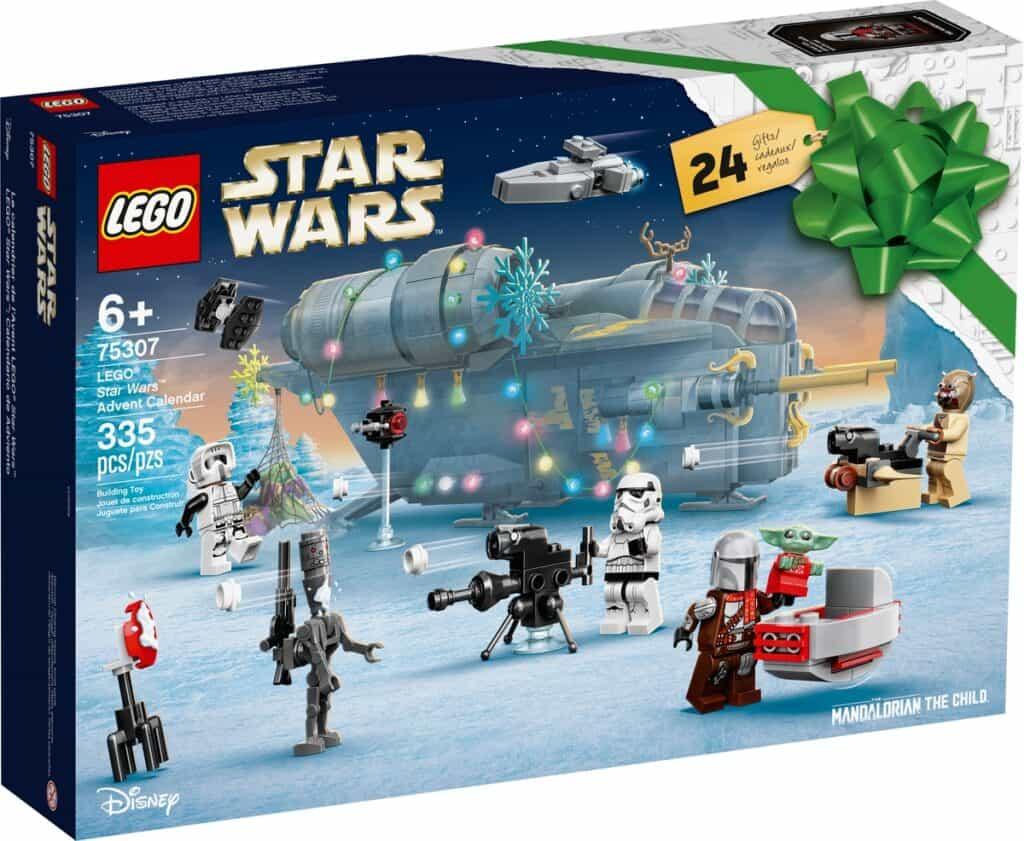 Adventní kalendář LEGO 75307 Star Wars - 20210721