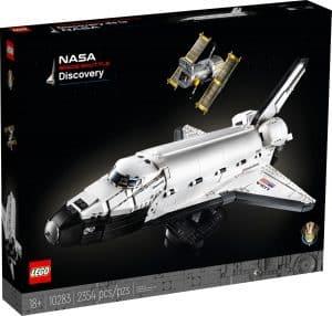 lego 10283 nasa raketoplan discovery