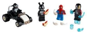 lego 40454 spider man vs venom a iron venom
