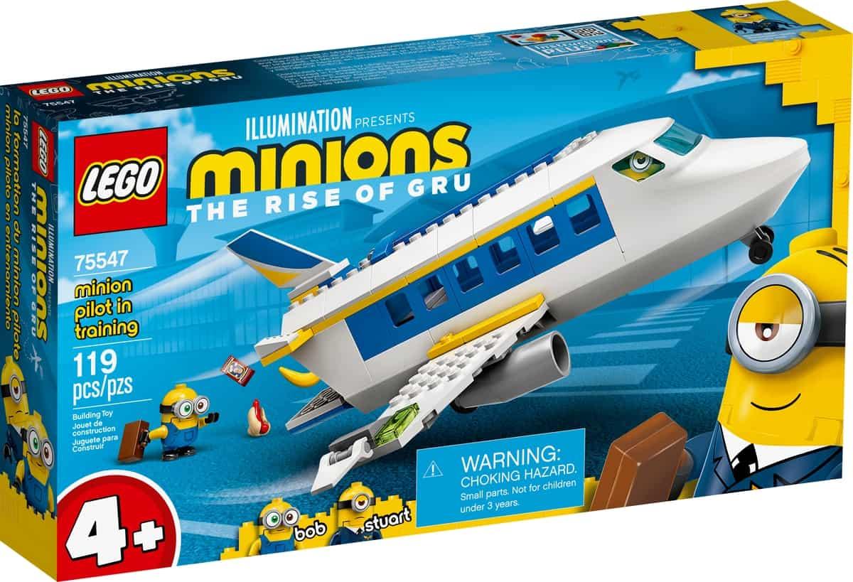 lego 75547 mimonsky pilot v zacviku