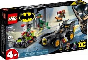 lego 76180 batman vs joker honicka v batmobilu