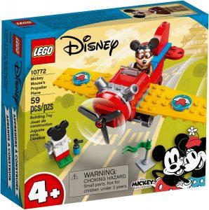 lego 10772 mysak mickey a vrtulove letadlo