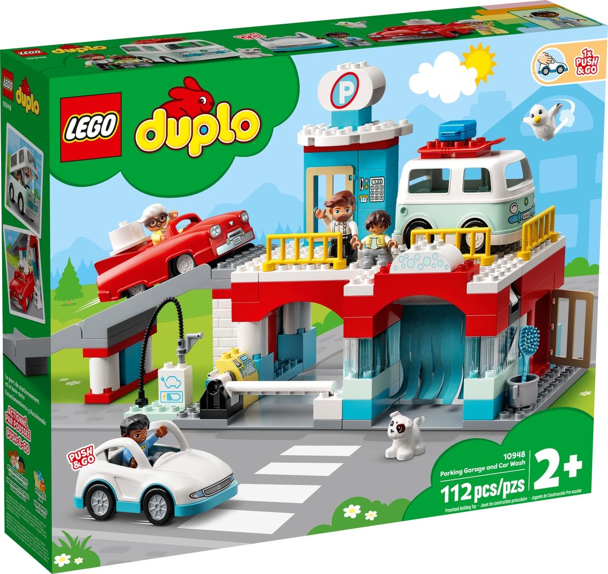 lego 10948 garaz a mycka aut