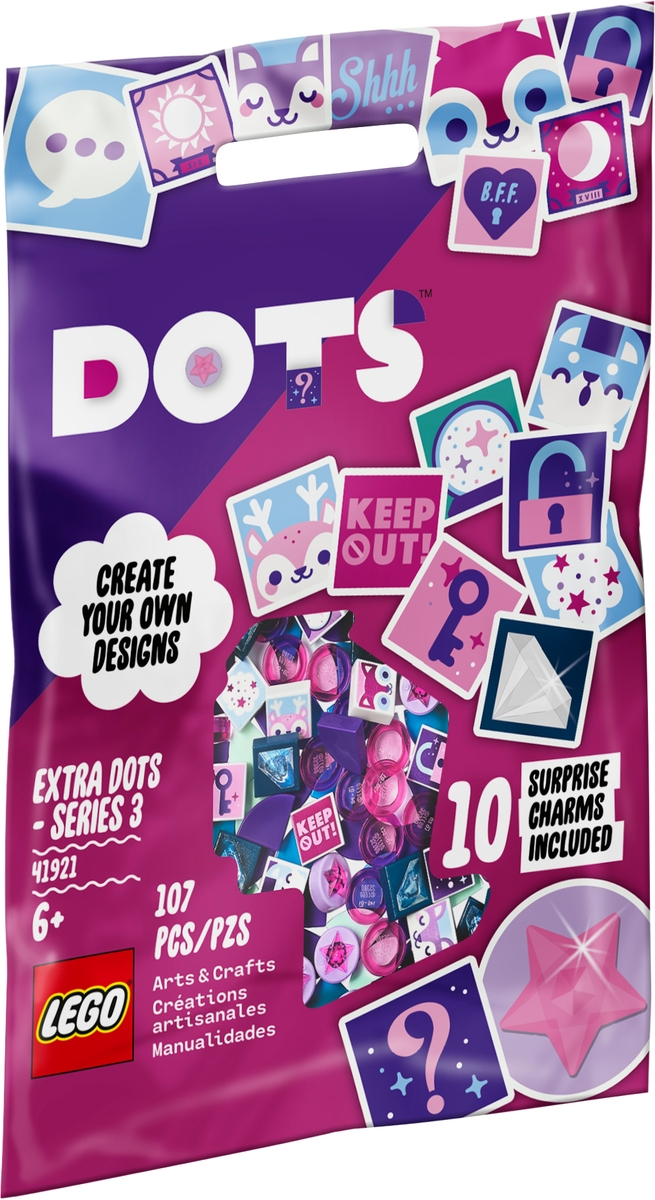 lego 41921 dots doplnky 3 serie