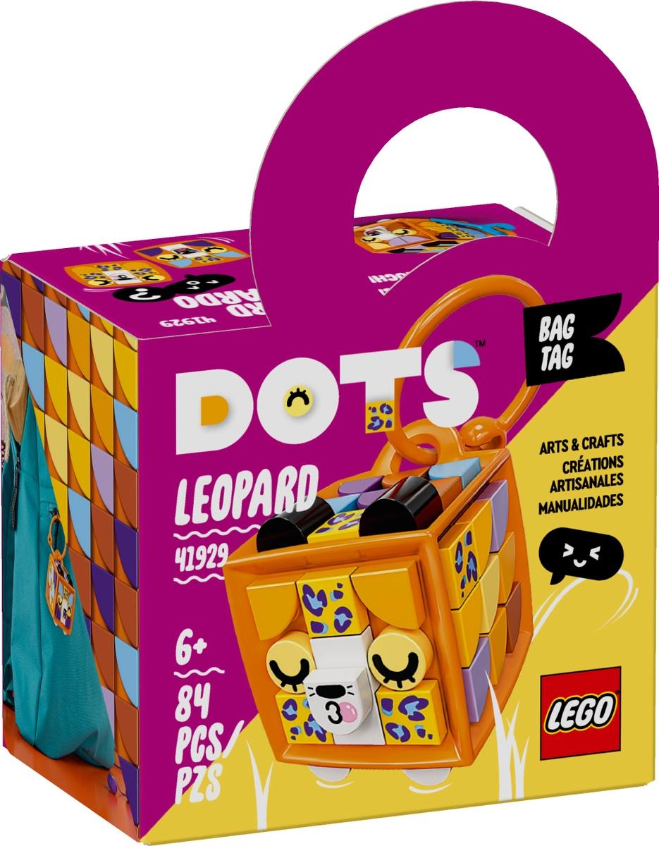 lego 41929 ozdoba na tasku leopard